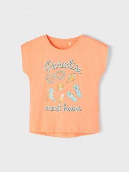 Camiseta paradise, Name IT