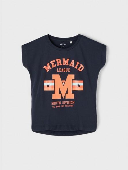 Camiseta mermaid, Name It