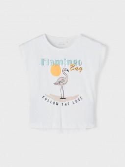 Camiseta flamenco, Name It