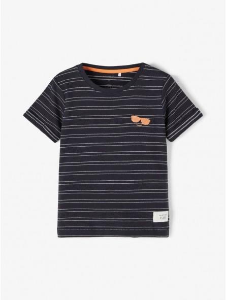 Camiseta de rayas, Name It