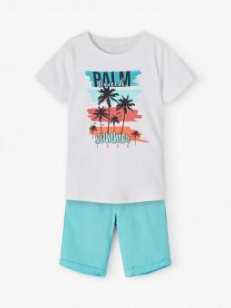 Conjunto PALM beach, Name IT