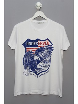 Camiseta águila manga corta