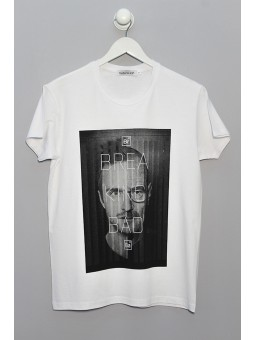 Camiseta Breaking Bad manga corta