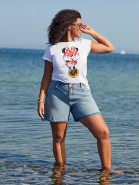 Camiseta Minnie Mouse, Only Carmakoma