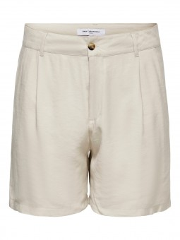 Pantalón corto liso, Only Carmakoma