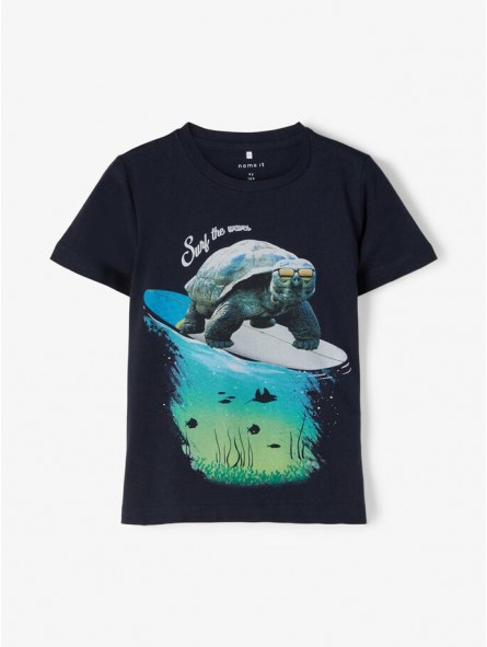 Camiseta tortuga, Name It