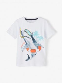 Camiseta tiburón, Name It