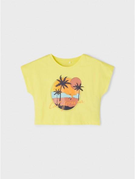Camiseta California, Name It