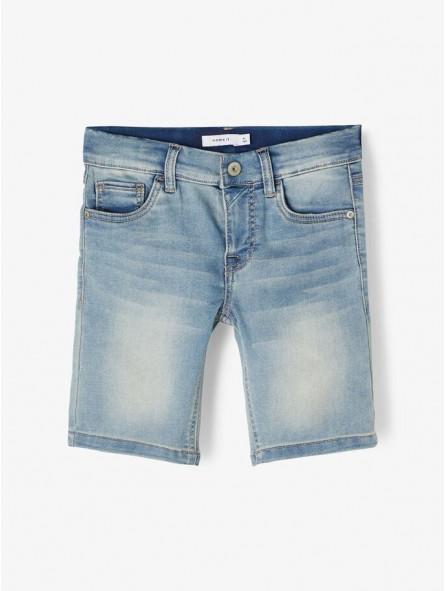 Pantalón corto vaquero, Name It