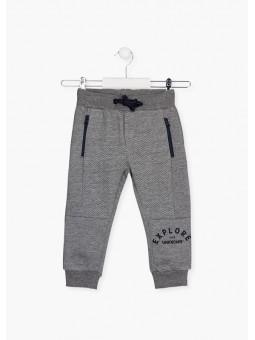 Pantalón deporte con bolsillos, Losan