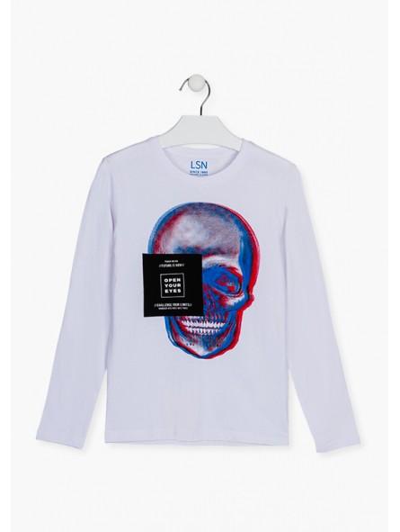 Camiseta gráfico, Losan