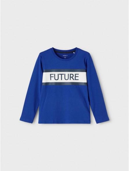 Camiseta future, Name It