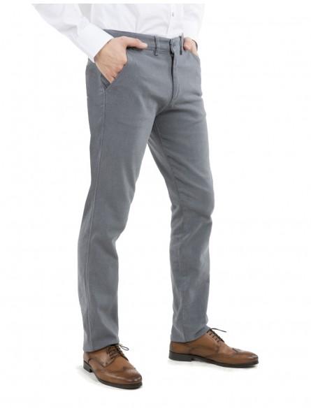 e8b8bfb84b875 Comprar Pantalón Chino Gris o Azul para Hombre