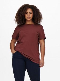 Camiseta lisa, Only Carmakoma