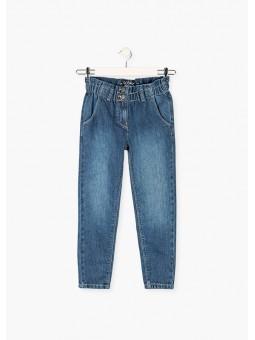Pantalón cintura elástica, Losan