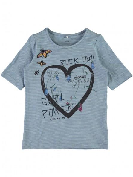 Camiseta corazón, name it