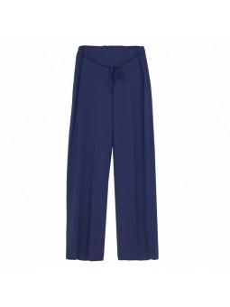 Pantalón ancho con cordón