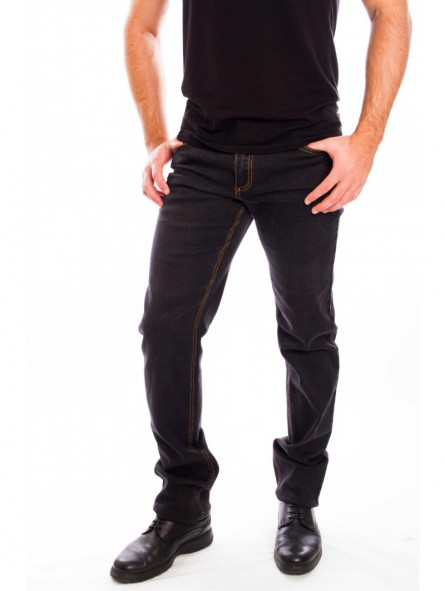 Pantalón vaquero elástico 5 bolsillos caballero