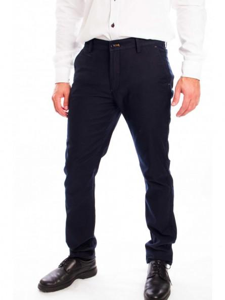 Pantalón chino elástico caballero