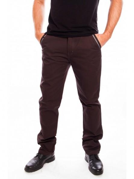 Pantalón chino loneta caballero