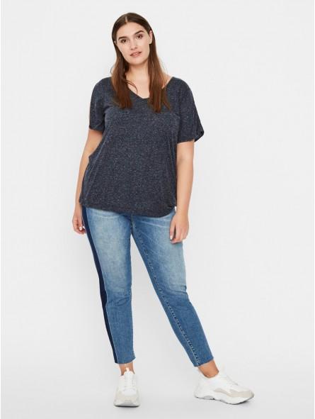Camiseta algodón JUNAROSE