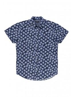 Camisa estampada LOSAN