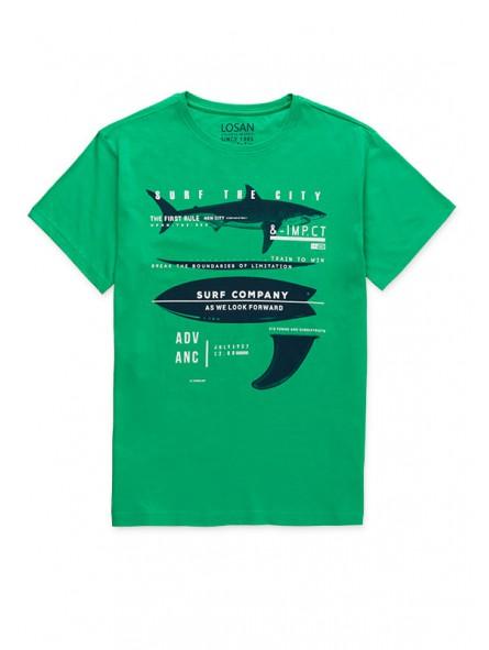 Camiseta tiburón LOSAN