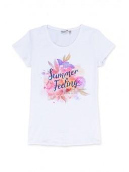 Camiseta texto LOSAN