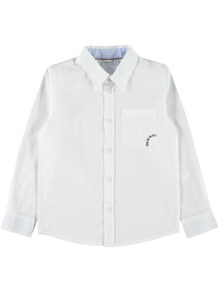 Camisa lisa NAME IT