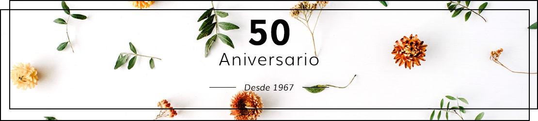 banner 50 aniversario